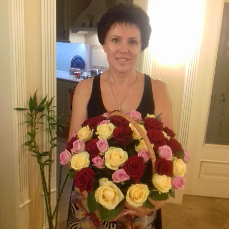 Цукерок международная доставка цветов из москвы в украину