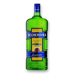 Лікeр Becherovka