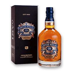 Whiskey Chivas Regal 18