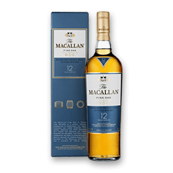 Whiskey Macallan 12