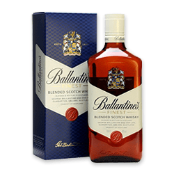 Whiskey Ballantines
