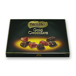 Конфеты - Nestle Gold Chocolate