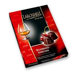 Pralinen Weinbrand-Kirschen