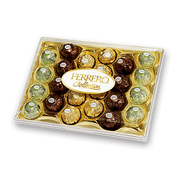 Chocolates Ferrero Collection