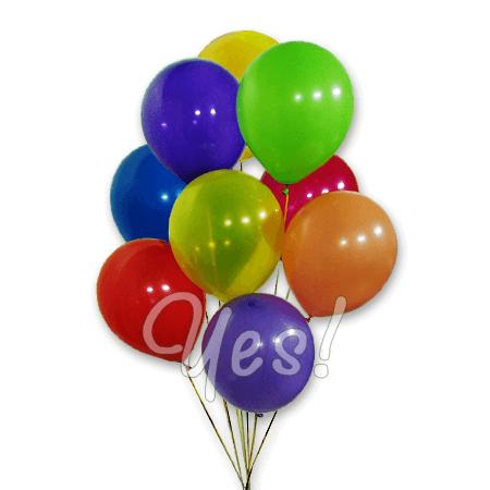 Воздушные шары в Будапеште