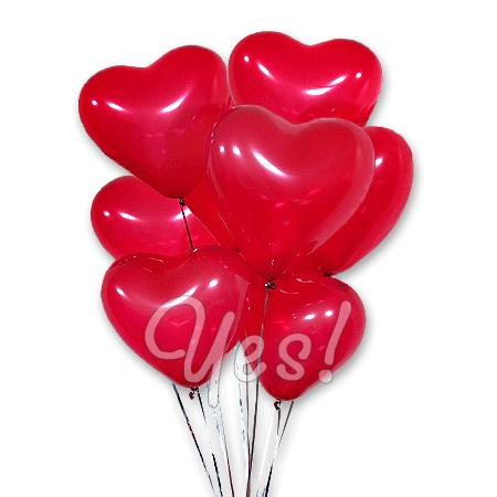 Воздушные шары в Бишкеке