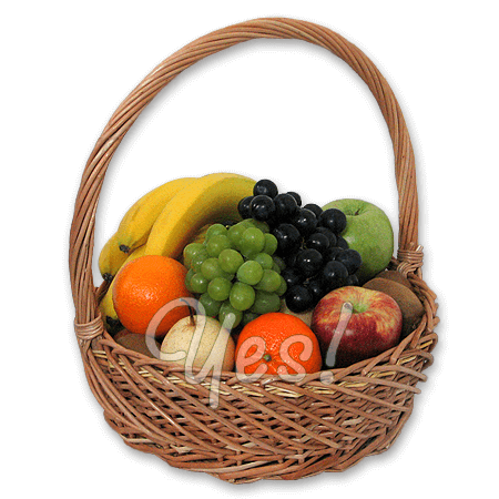 Fruit basket to Kiev
